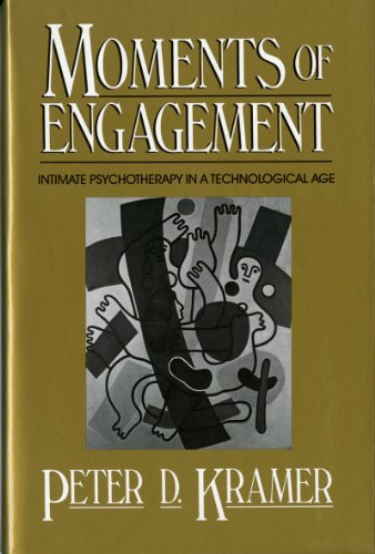 9780393700756: Moments of Engagement: Intimate Psychotherapy in a Technological Age
