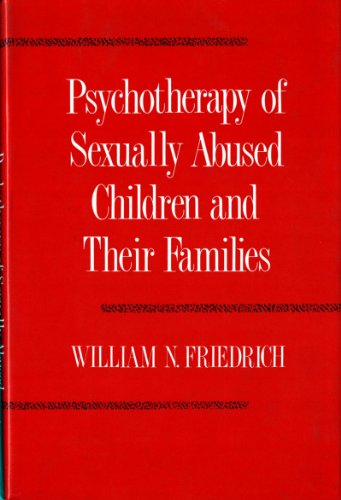 9780393700794: Psychotherapy of Sexually Abused Children and their Families