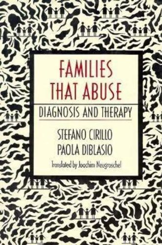 9780393701227: Families that Abuse: Diagnosis and Therapy