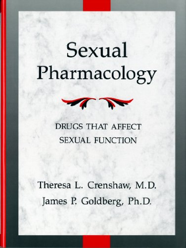 9780393701449: Sexual Pharmacology: Drugs that Affect Sexual Function (Norton Professional Books)