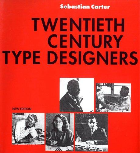 9780393701999: Twentieth-Century Type Designers