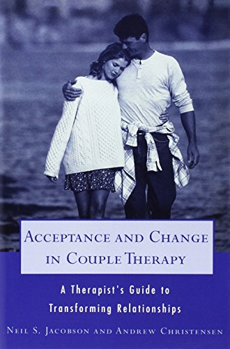 9780393702903: Acceptance and Change in Couple Therapy: A Therapist's Guide to Transforming Relationships (Norton Professional Books (Paperback))