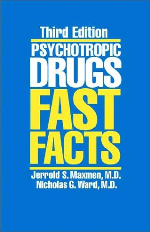 9780393703016: Psychotropic Drugs: Fast Facts