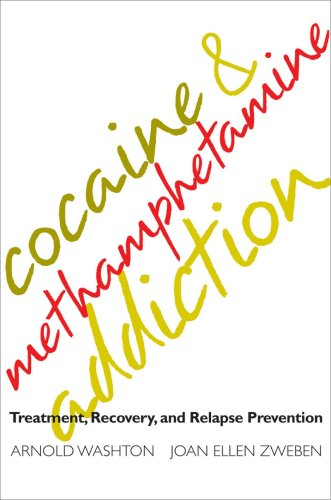 9780393703023: Cocaine and Methamphetamine Addiction: Treatment, Recovery, and Relapse Prevention: Treatment, Recovery and Relapse Prevention