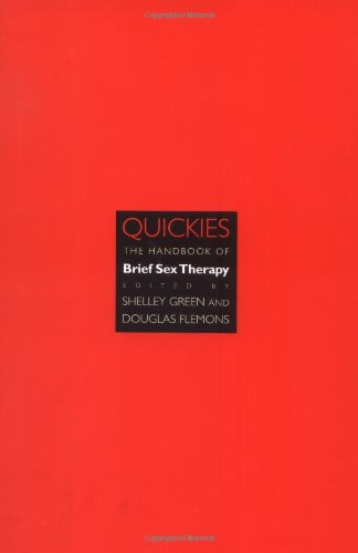 9780393703818: Quickies: The Handbook of Brief Sex Therapy