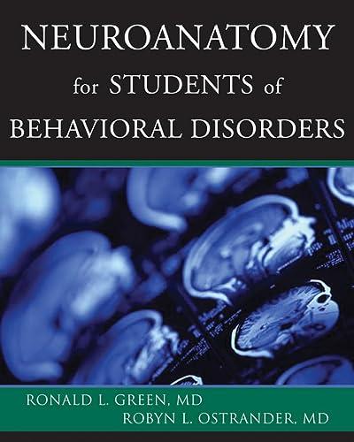 9780393703986: Neuroanatomy for Students of Behavioral Disorders