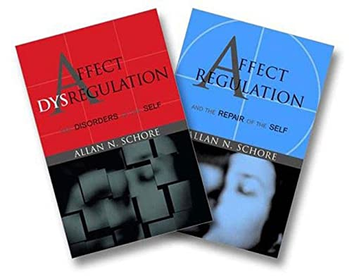 9780393704082: Affect Dysregulation and Disorders of the Self/Affect Regulation and the Repair of the Self