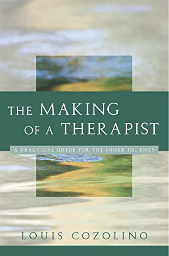 9780393704242: The Making of a Therapist (Norton Professional Books)