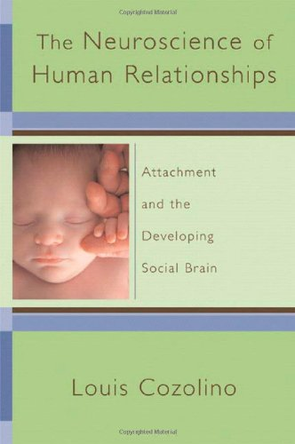 9780393704549: The Neuroscience of Human Relationships: Attachment and the Developing Social Brain