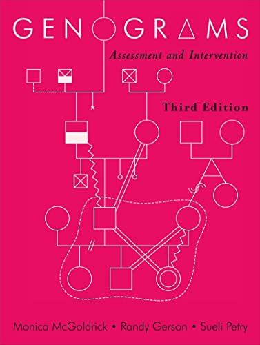 9780393705096: Genograms: Assessment and Intervention (Third Edition) (Norton Professional Books)