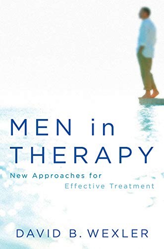 9780393705720: Men in Therapy: New Approaches for Effective Treatment