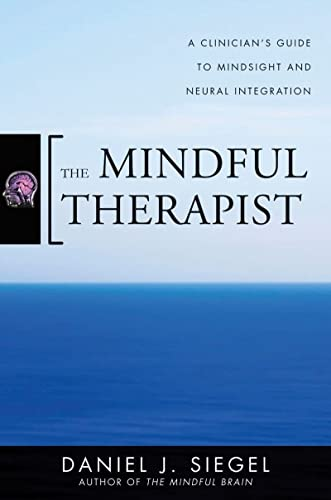 9780393706451: The Mindful Therapist: A Clinician's Guide to Mindsight and Neural Integration (Norton Series on Interpersonal Neurobiology)