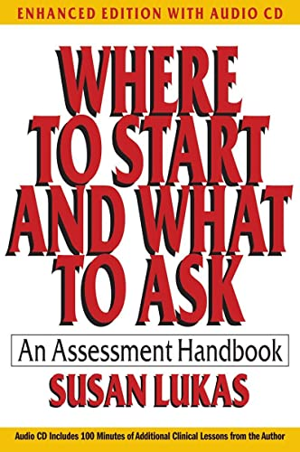 9780393707847: Where to Start and What to Ask: An Assessment Handbook (Enhanced Edition with Audio CD) (Norton Series on Interpersonal Neurobiology)
