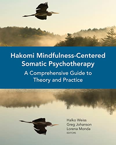 9780393710724: Hakomi Mindfulness-Centered Somatic Psychotherapy: A Comprehensive Guide to Theory and Practice