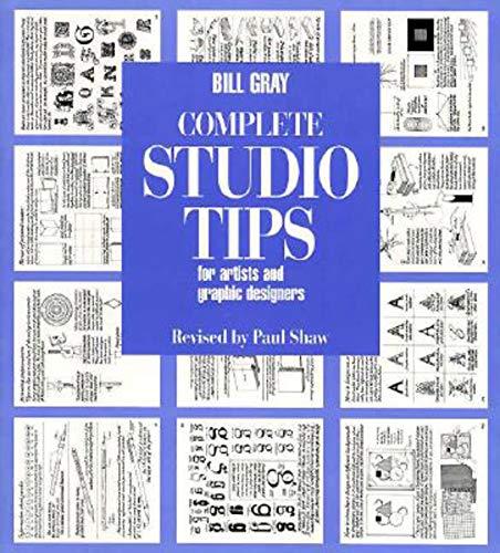 9780393730005: Complete Studio Tips