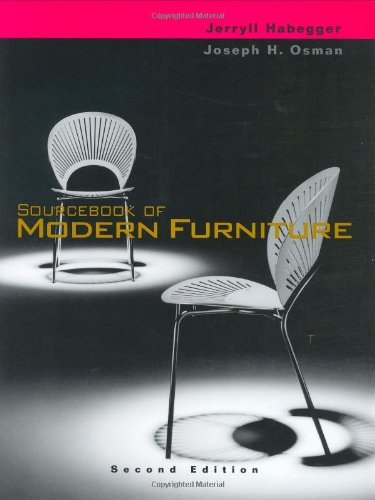 9780393730104: Sourcebook of Modern Furniture (Norton Books for Architects & Designers)