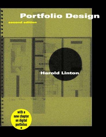 Portfolio Design: Harold Linton