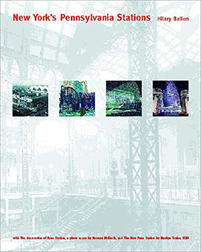 9780393730784: New York's Pennsylvania Stations (Norton Professional Books for Architects & Designers)