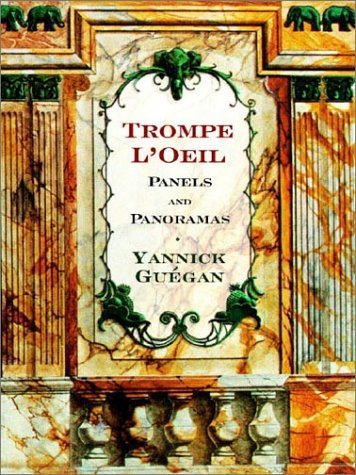 9780393730906: Trompe L'Oeil Panels and Panoramas: Decorative Images for Artists & Architects