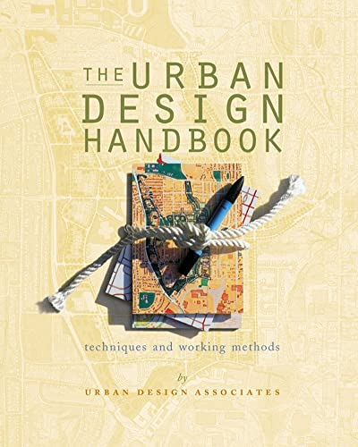 9780393731064: The Urban Design Handbook: Techniques and Working Methods