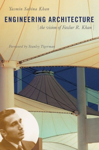9780393731071: Engineering Architecture: The Vision of Fazlur R. Khan
