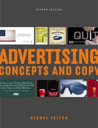 9780393731590: Advertising Concepts and Copy