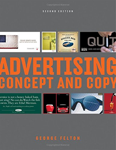 9780393731590: Advertising: Concept and Copy (Second Edition)
