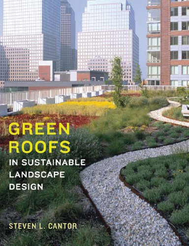9780393731682: Green Roofs in Sustainable Landscape Design