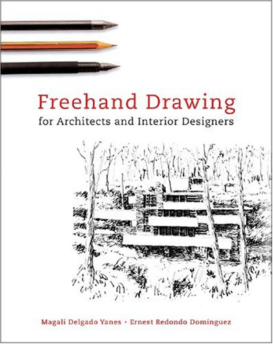 9780393731798: Freehand Drawing For Architects and Interior Designers