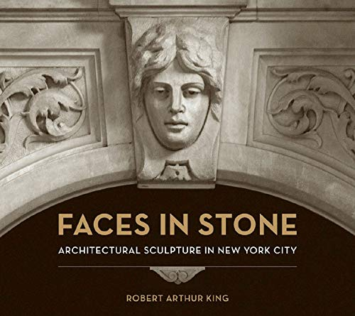 9780393732344: Faces in Stone: Architectural Sculpture in New York City