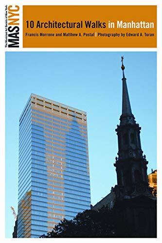 9780393732573: 10 Architectural Walks in Manhattan