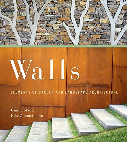9780393732948: Walls: Elements of Garden and Landscape Architecture
