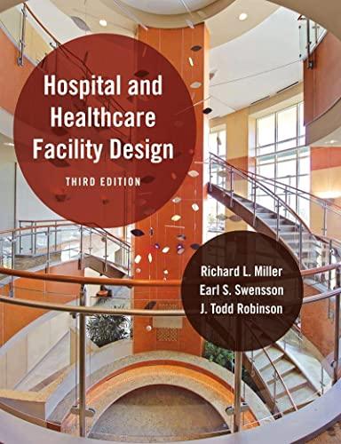 9780393733099: Hospital and Healthcare Facility Design (Third Edition)