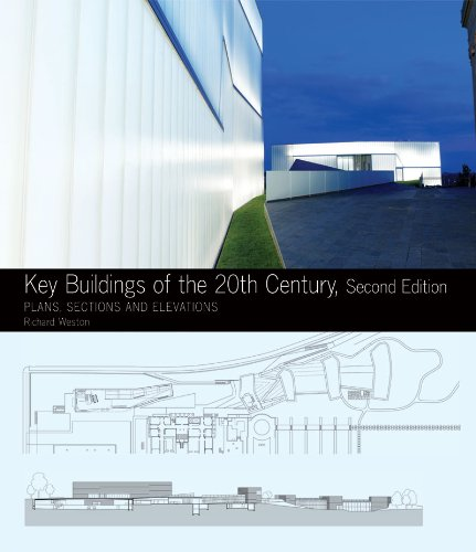 9780393733112: Key Buildings of the 20th Century: Plans, Sections and Elevations