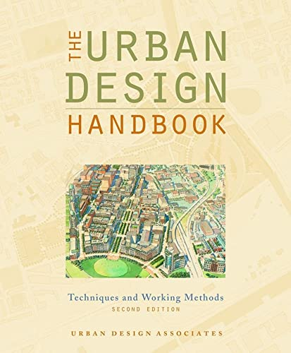 9780393733686: The Urban Design Handbook: Techniques and Working Methods (Second Edition)