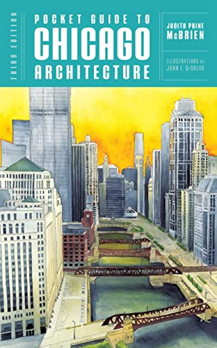 9780393733938: Pocket Guide to Chicago Architecture (Third Edition)
