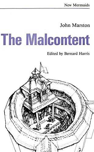 The Malcontent (New Mermaid Series) (0393900223) by Marston, John