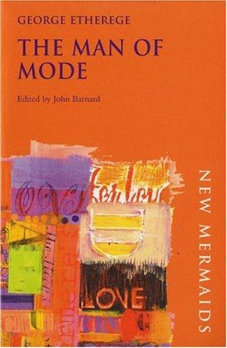 9780393900415: Man of Mode