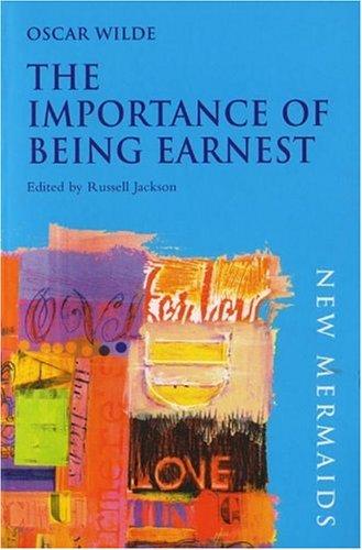 9780393900453: Importance of Being Earnest (New Mermaid Series)