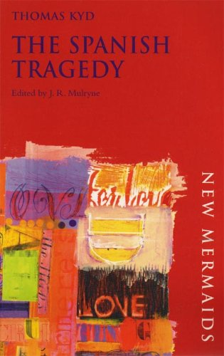 9780393900576: The Spanish Tragedy (New Mermaid Series)