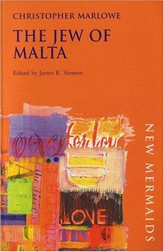 9780393900705: The Jew of Malta (New Mermaid Series)