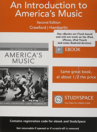 9780393904758: An Introduction to America's Music (Second Edition)