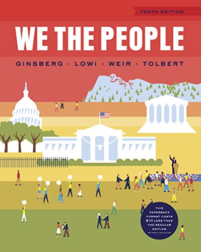 9780393906226: We the People (Full Tenth Edition)
