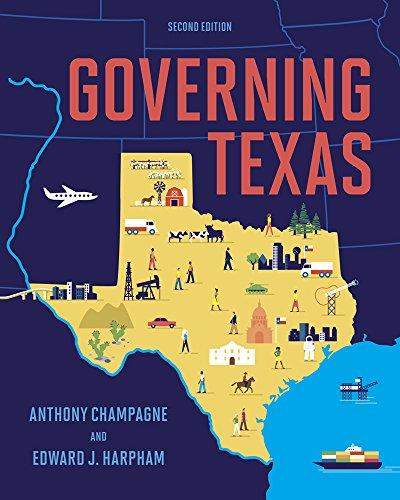 9780393906325: Governing Texas