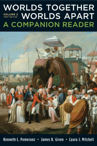 Worlds Together, Worlds Apart A Companion Reader: Pomeranz, Kenneth L.