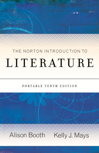 9780393911640: The Norton Introduction to Literature (Portable Tenth Edition)