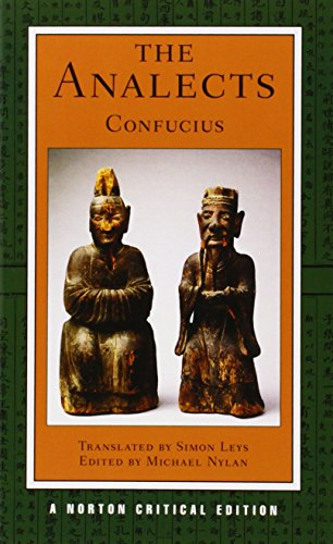 The Analects (Norton Critical Editions): Confucius