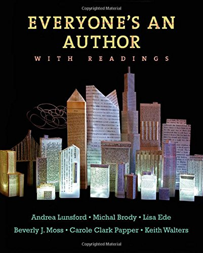 9780393912012: Everyone's An Author with Readings