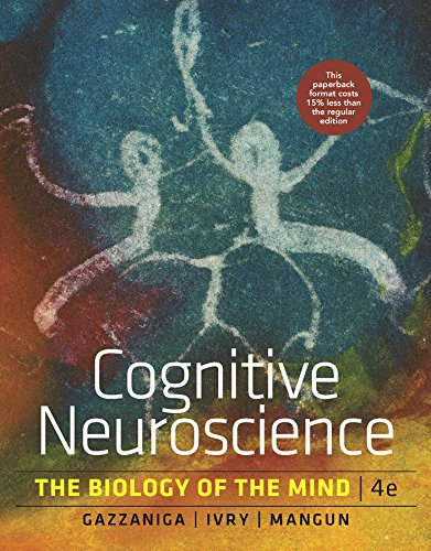 9780393912036: Cognitive Neuroscience the Biology of the Mind