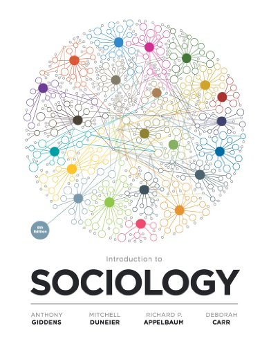9780393912135: Introduction to Sociology (Eighth Edition)